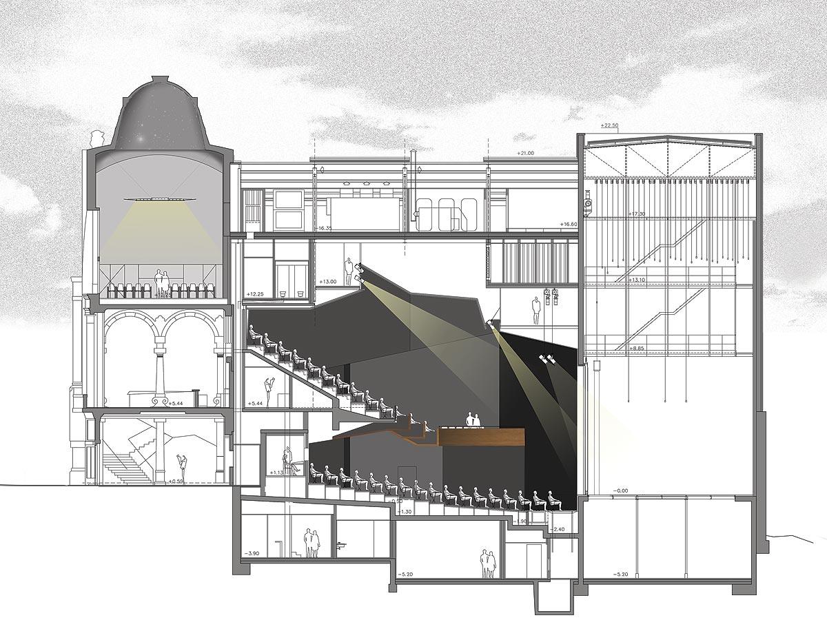 Arquitectura per a l'espectacle
