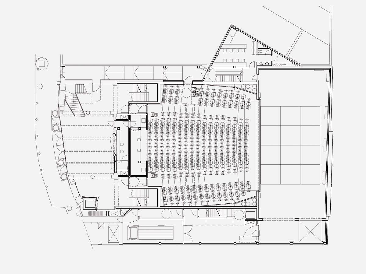 Arquitectura de teatros