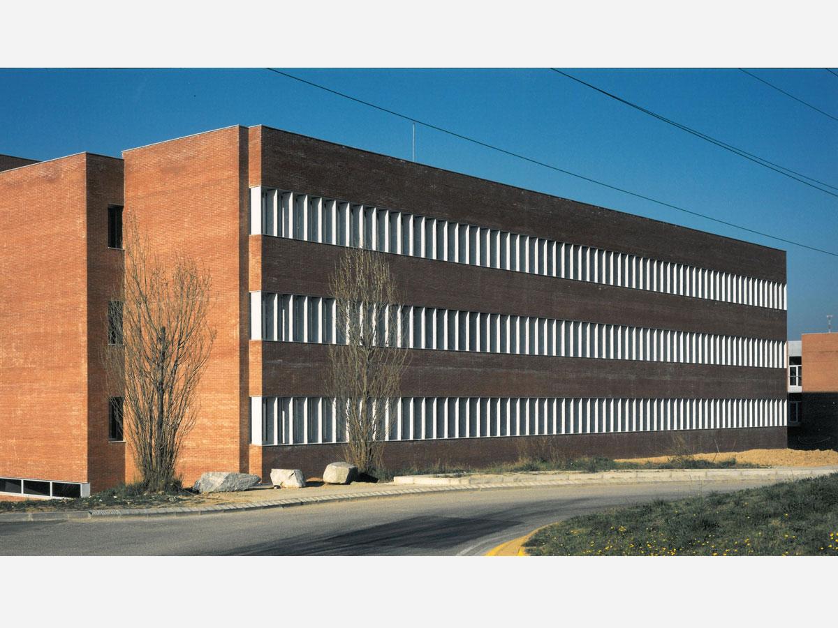 Biblioteca de humanidades. Arquitectura y diseño de bilbiotecas y edificios educativos