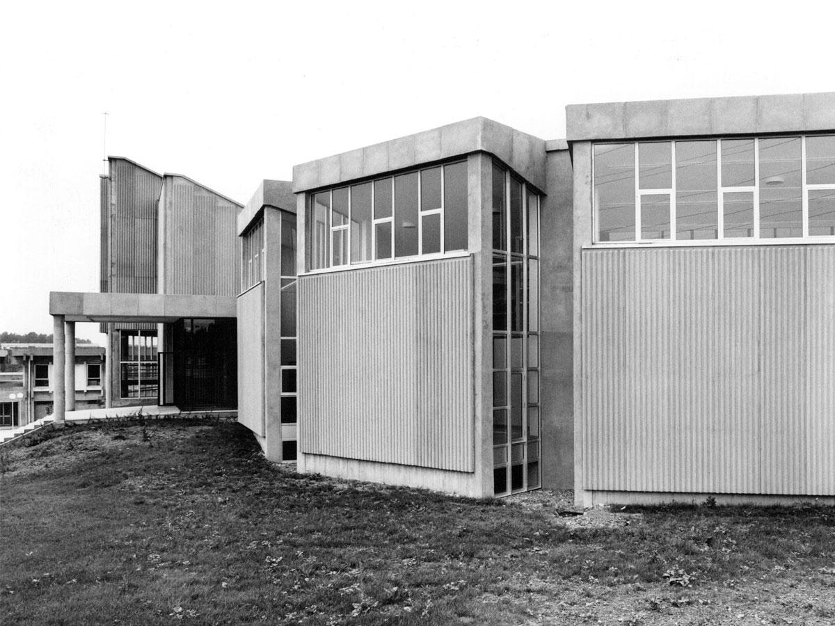 Biblioteca de Letras. Arquitectura y diseño de bibliotecas y espacios de aprendizaje