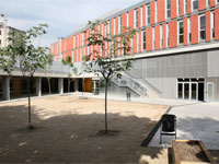 Escola a la Barceloneta. Disseny i arquitectura d'espais per a l'ensenyament.