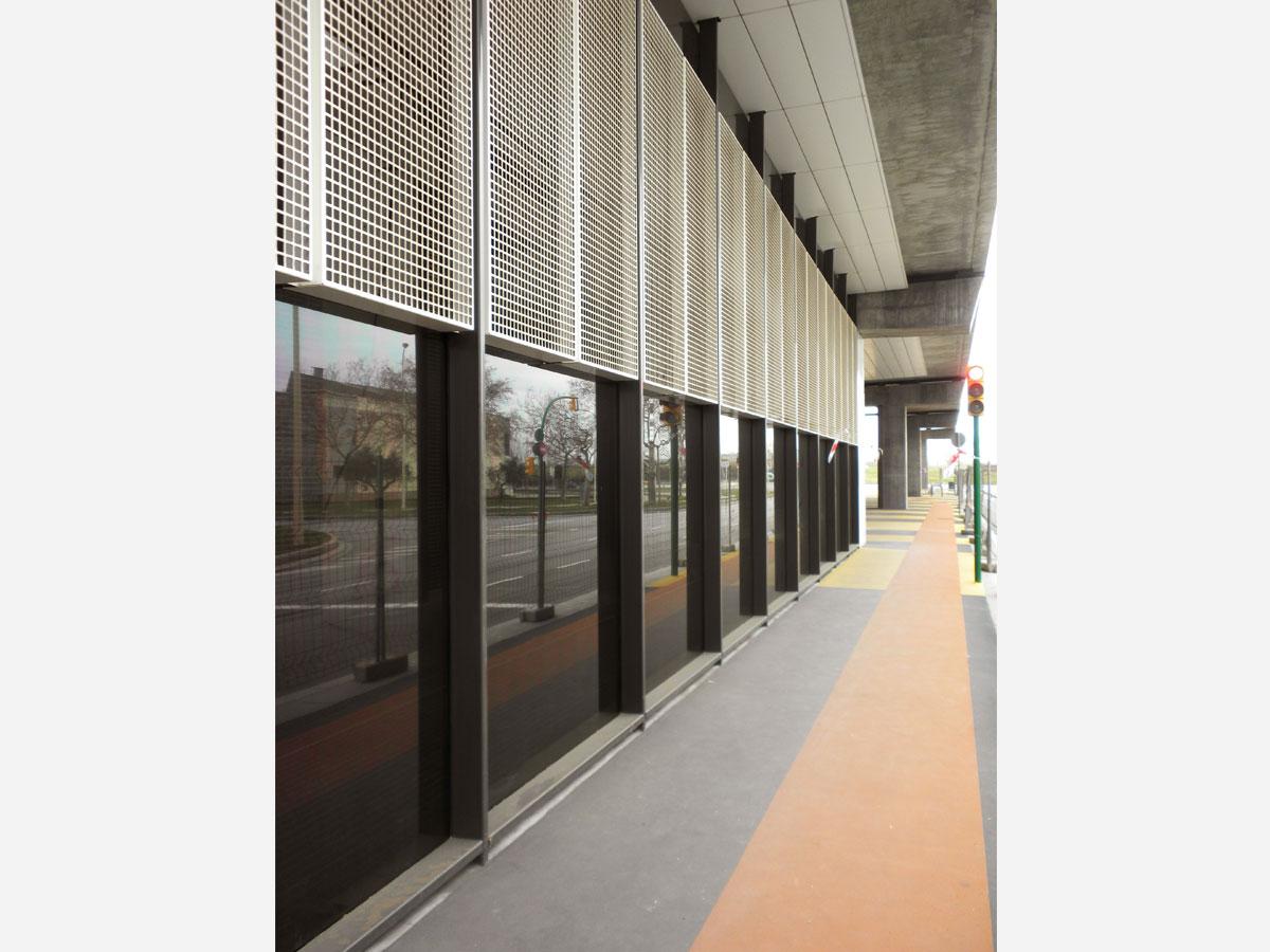 Estacions metro Línia 9 zona franca Barcelona