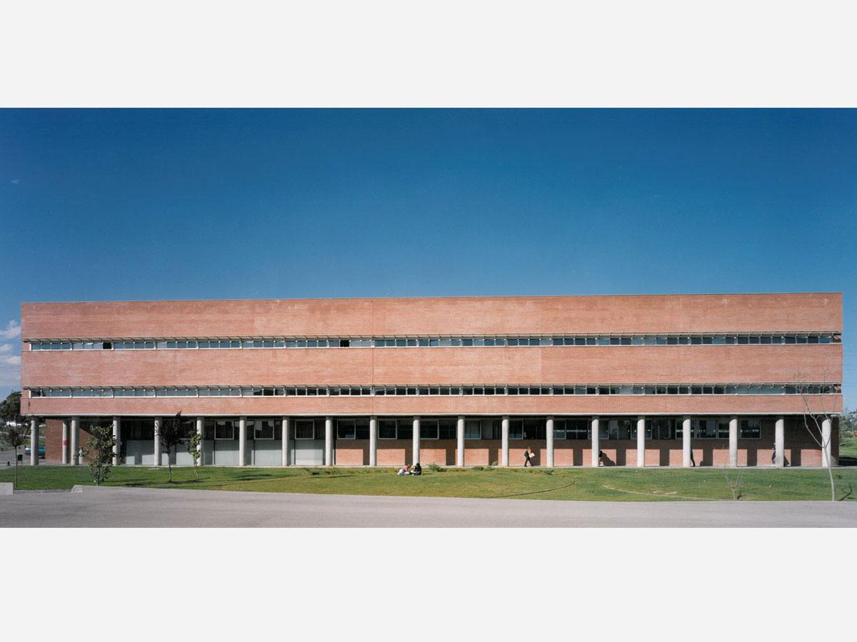 Aquitectura universidad