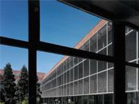 Pati universitat ciències eduació. Arquitectura sostenible