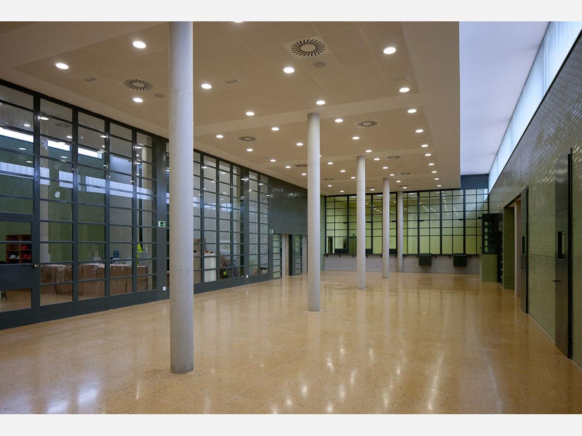 Centro penitenciario Figueras. Disenyo y desarrollo de centros penitenciarios y carceles