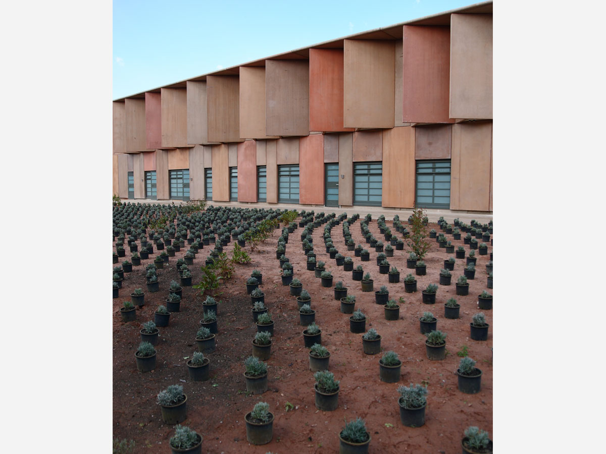 Centre penitenciari Lledoners. Arquitectura i diseny de presons