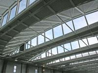 Arquitectura para talleres de metros