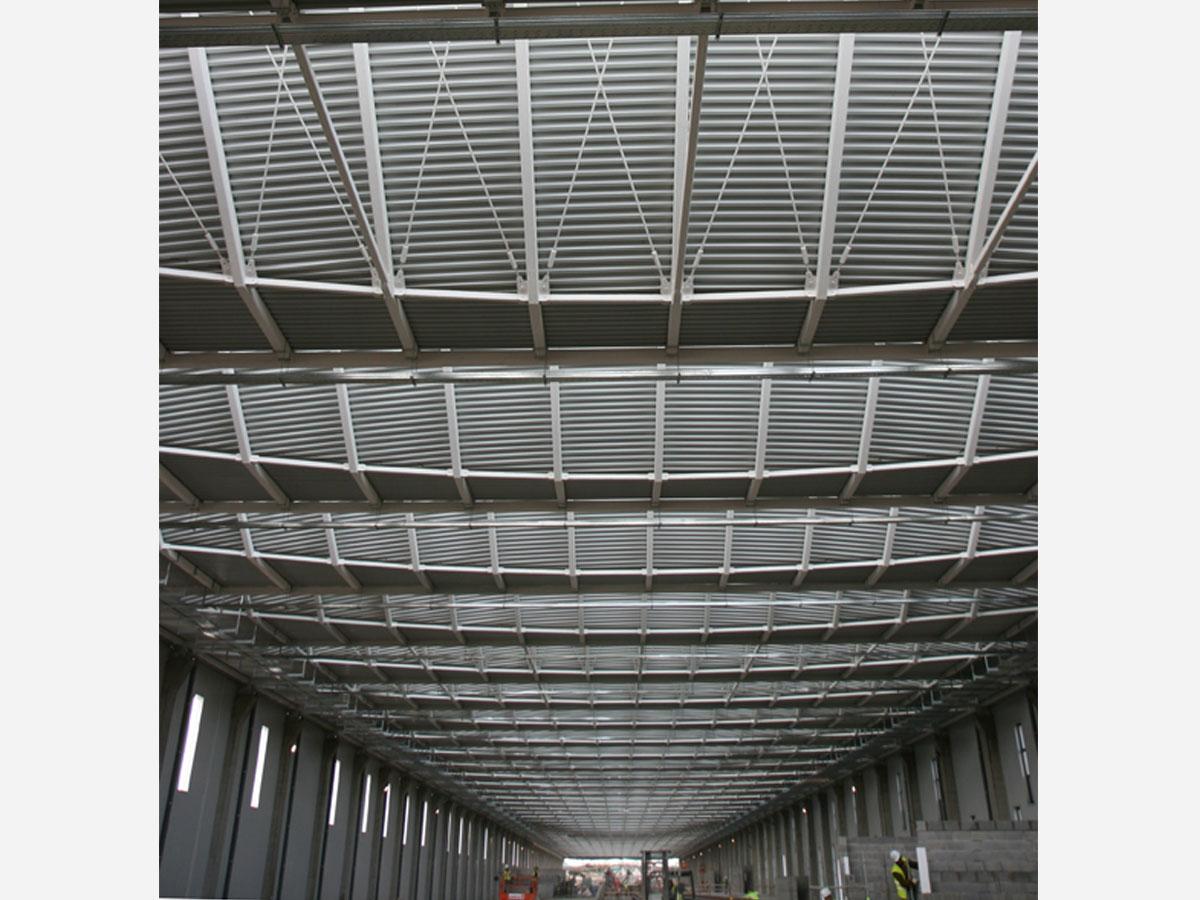 Arquitectura y diseño de talleres y cocheras de metro