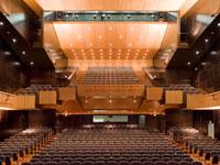 Vista sala Teatre Terrassa. Arquitectura per al teatre i l'espectacle