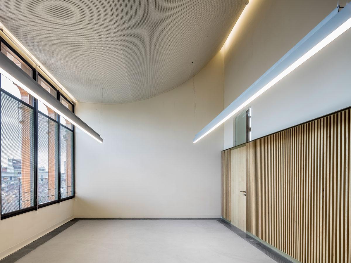 Despacho de arquitectura especialista restauración edificios históricos