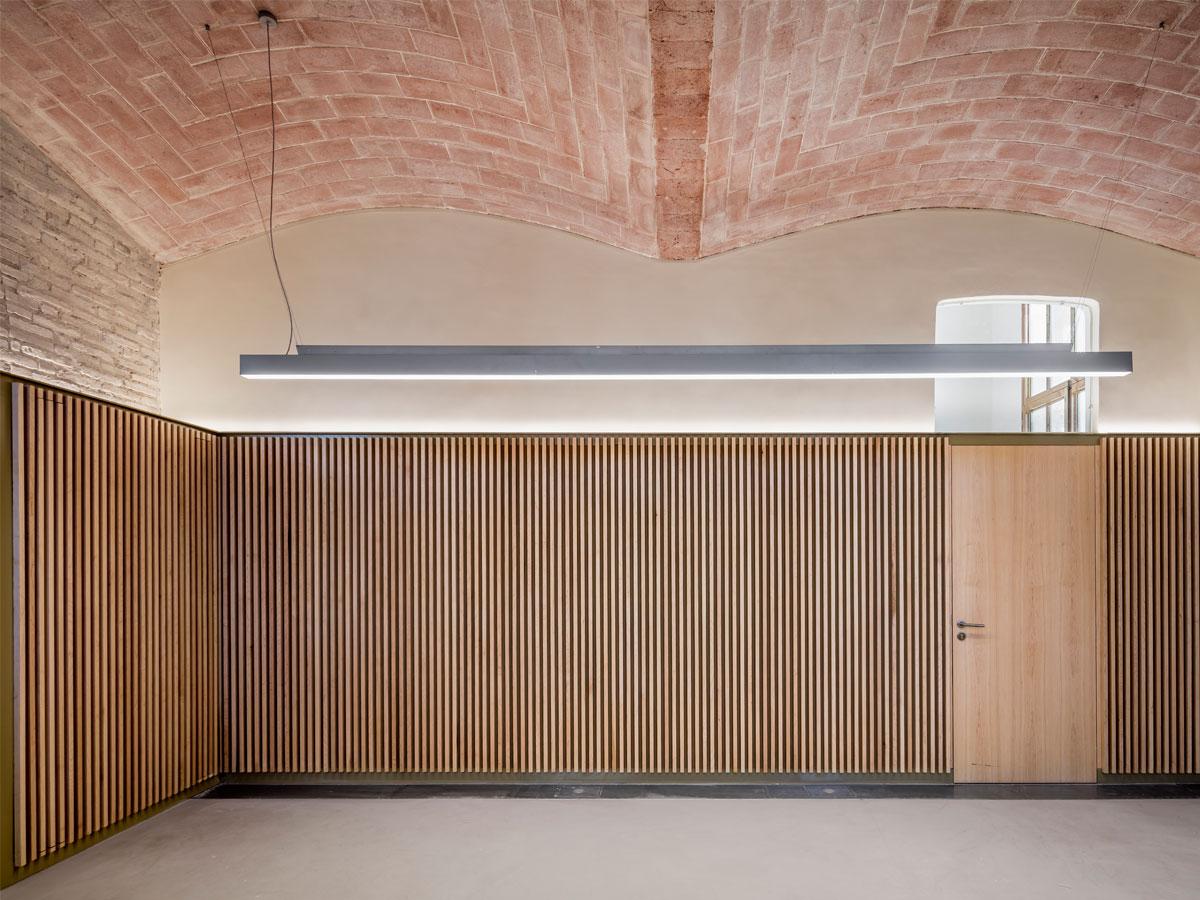 Arquitectura per a la rehabilitació restauració d'edificis històrics