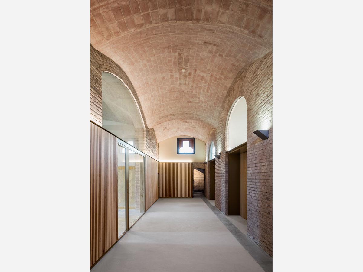 Despacho arquitectura Barcelona especialistas en rehabilitación, restauración de patrimonio arquitectónico