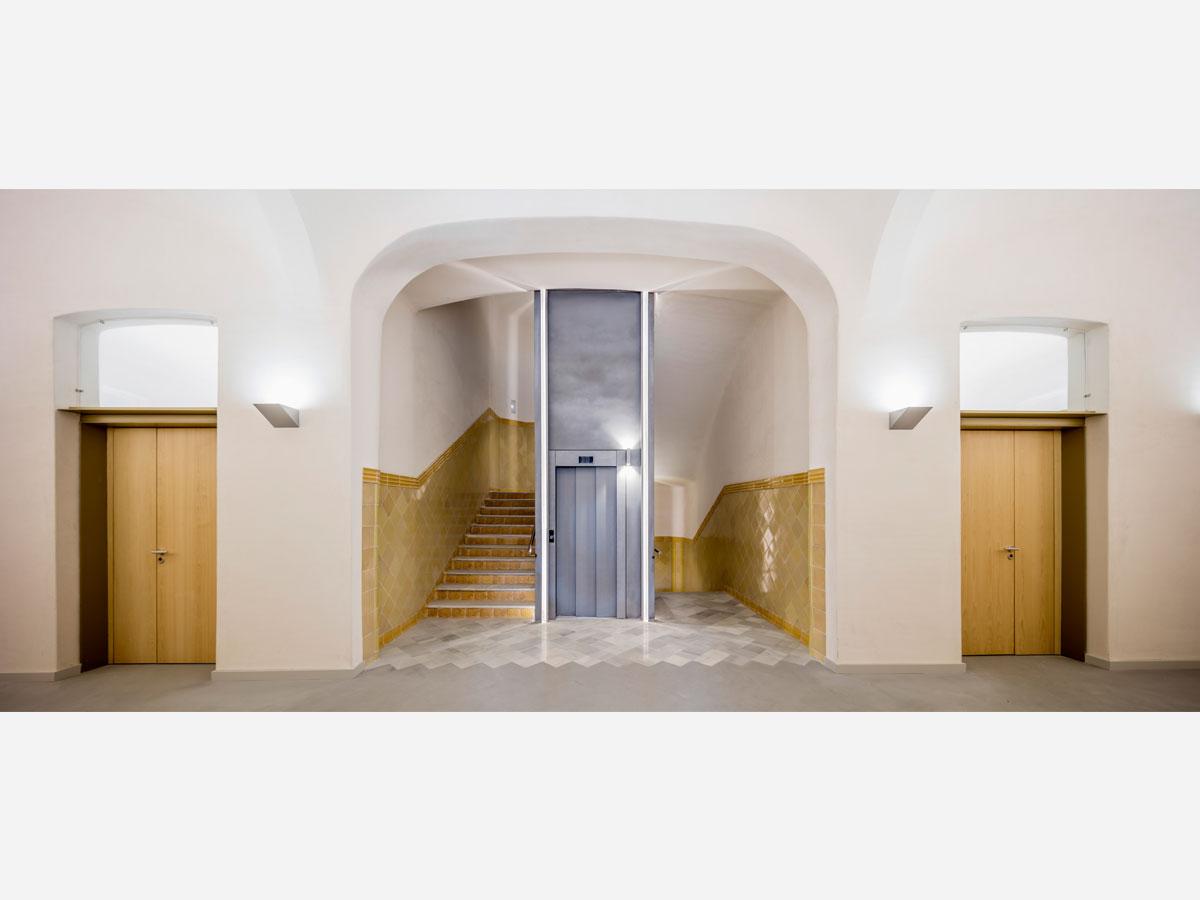 Arquitectura rehabilitació restauració edificis antics i patrimonials barcelona