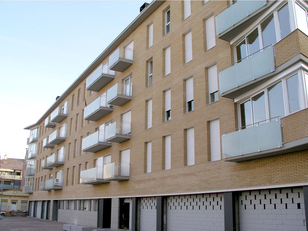 Despacho de Arquitectura para viviendas en Barcelona